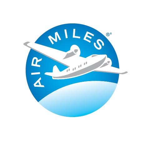 AIR MILES Logo - English No Tag (r)† WEB ONLY