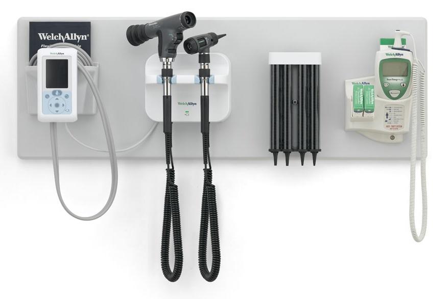Diagnostic Wall Units